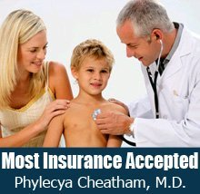Family Doctor - Troy, AL - Phylecya Cheatham, M.D.