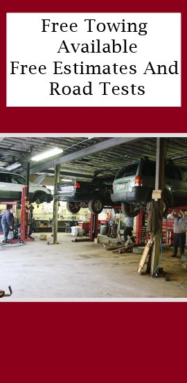 Transmission Repair - Pittsburgh, PA - Wiegand Brothers Transmissions - North Hills, PA