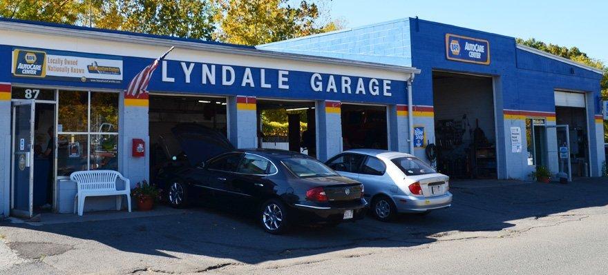 Lyndale Garage