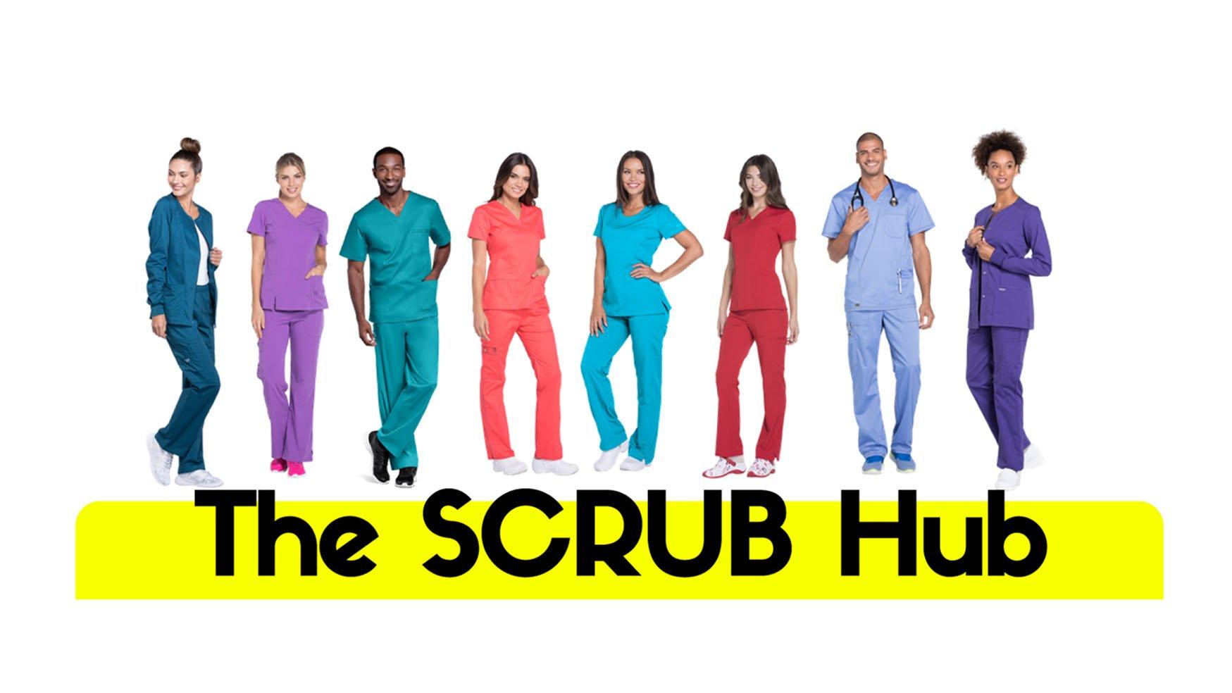 The Scrub Hub Screen Printing Searcy Ar