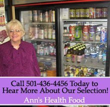 Health Food Store - Sherwood, AR - Ann's Health Food - Call 501-436-4456 Today To Hear More About Our Selection!