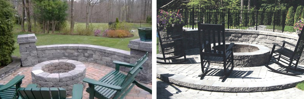 Custom Planting | Niskayuna, NY | Wells Landscaping and Design | 518-701-0616