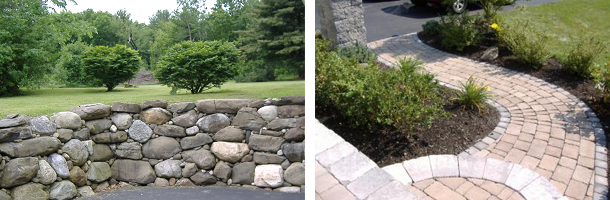 hardscaping. | Niskayuna, NY | Wells Landscaping and Design | 518-701-0616