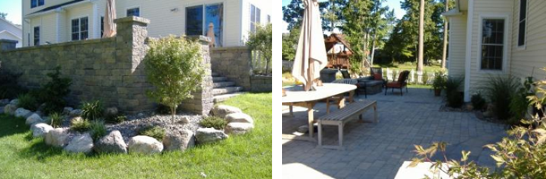 Patios and Hardscapes | Niskayuna, NY | Wells Landscaping and Design | 518-701-0616