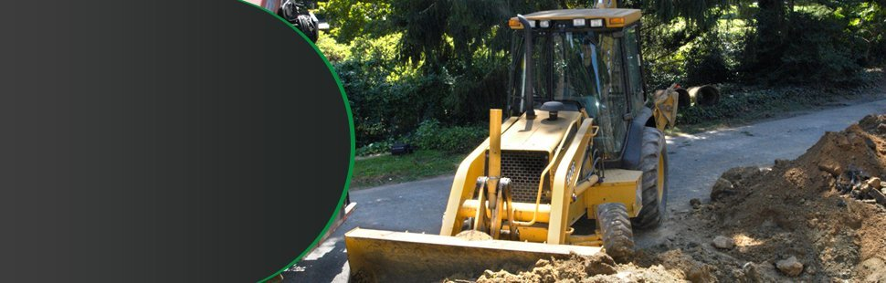 Excavation Contractor | Littlestown, PA | George W Strevig & Sons Inc | 717-359-4210