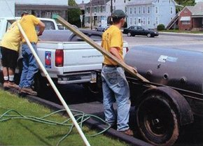 Sewer Inspections And Services | Littlestown, PA | George W Strevig & Sons Inc | 717-359-4210