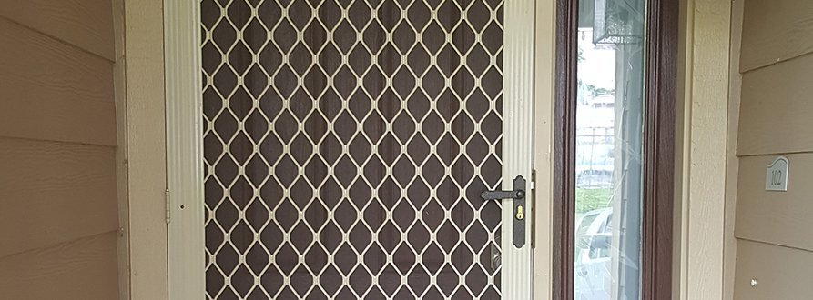 Door screen services