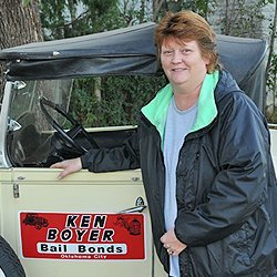Sue Uhrhan Records Administration Oklahoma City, OK - Ken Boyer Bail Bonds