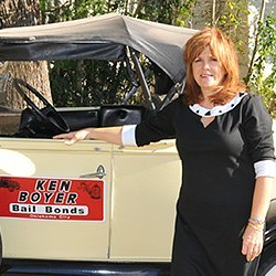 Sherry Boyer - In Court Assistance Assistance Oklahoma City, OK - Ken Boyer Bail Bonds