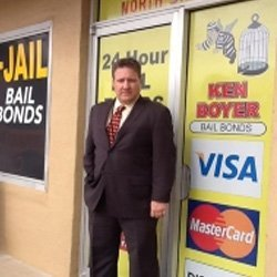 J.L. - Courthouse Liaison Oklajoma City, OK - Ken Boyer Bail Bonds
