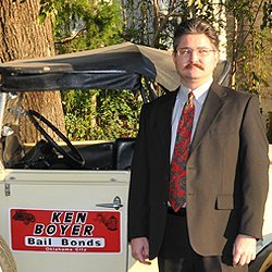 Ken Boyer III - President Oklahoma City, OK - Ken Boyer Bail Bonds
