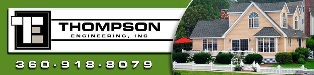 Engineering Company Olympia, WA - Thompson Engineering, Inc