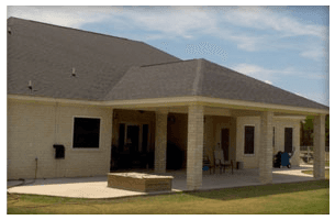 Roof Extension | Copperas Cove, TX | Element Construction | 254-458-7735