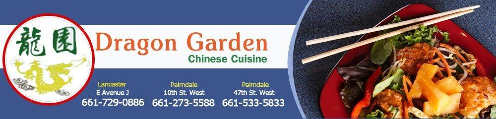 Chinese Restaurant - Lancaster, CA - Dragon Garden