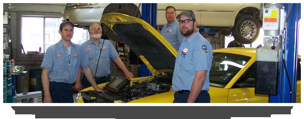 Dorr Standard Service - Auto Repair Shop - Auto Repair Shop