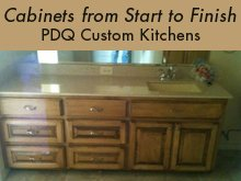 Cabinetry - Savoy, TX - PDQ Custom Kitchens