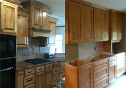 Cabinetry - Savoy, TX - PDQ Custom Kitchen