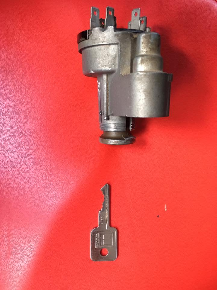 Ignition and Key