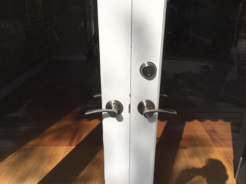 Outside Door Locks
