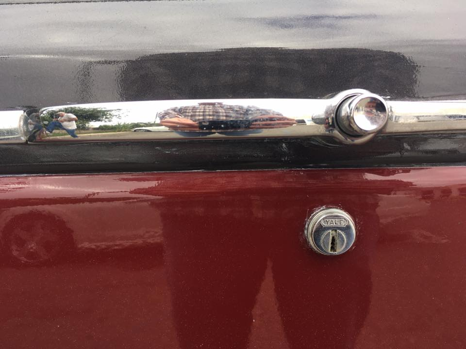 Automotive Door Lock