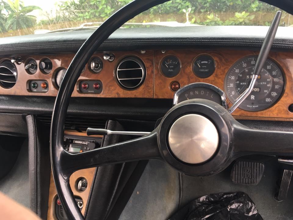 1970 Rolls Royce