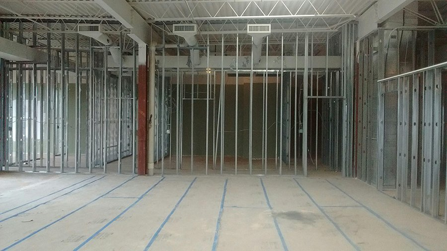 Commercial builds