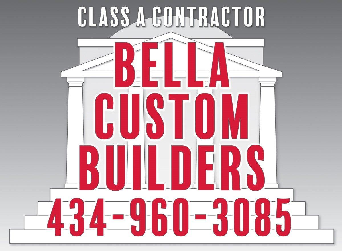 Bella Custom Builder - Logo