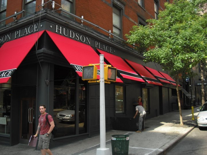 Fabric Awnings For Restaurants U0026 Businesses