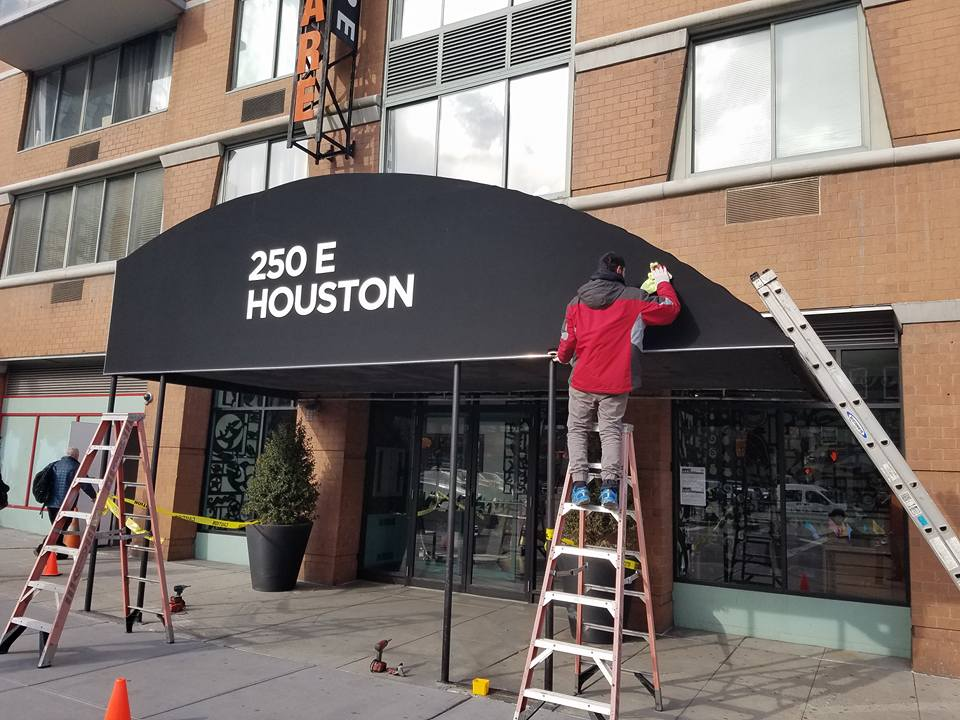 Canopy Fabric Replacement In Manhattan Ny We Service New Jersey
