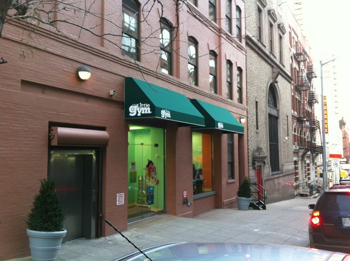 We Specialize In Fabric Awnings