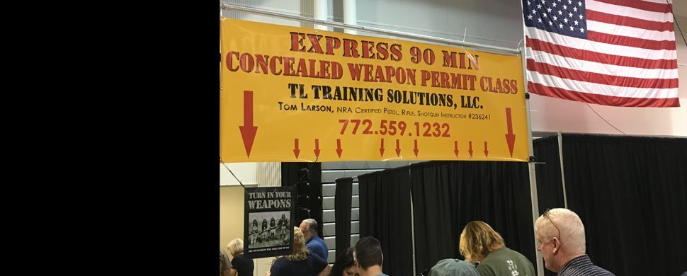 concealed weapons permit   Vero Beach, FL   TL Training Solutions, LLC   772-559-1232