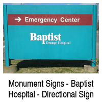 Monument Sign   Beaumont, TX   D & S Signs   409-842-1546