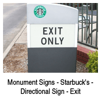 Monument Signs   Beaumont, TX   D & S Signs   409-842-1546