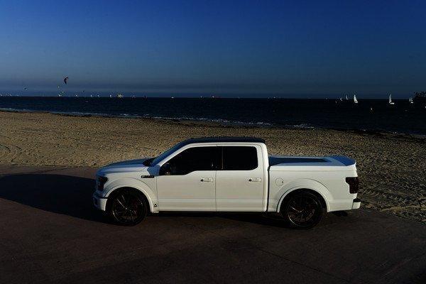 Leer truck