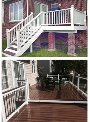 Deck Contractors | St. Charles, IL | Deck Company | (630) 263-8369