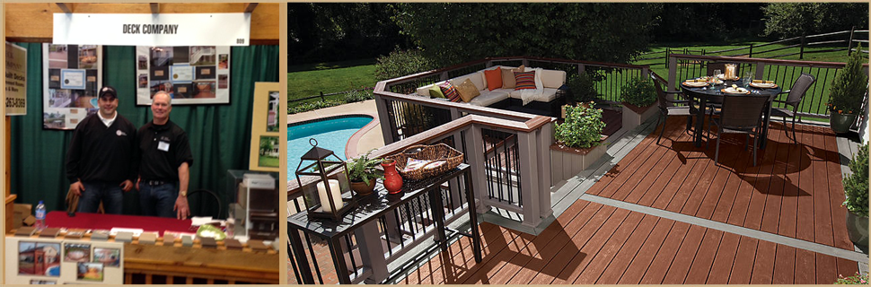 Pool Decks | St. Charles, IL | Deck Company | (630) 263-8369