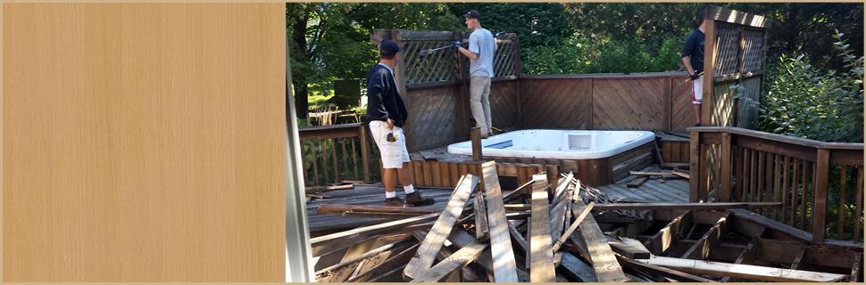 Repairs | St. Charles, IL | Deck Company | (630) 263-8369