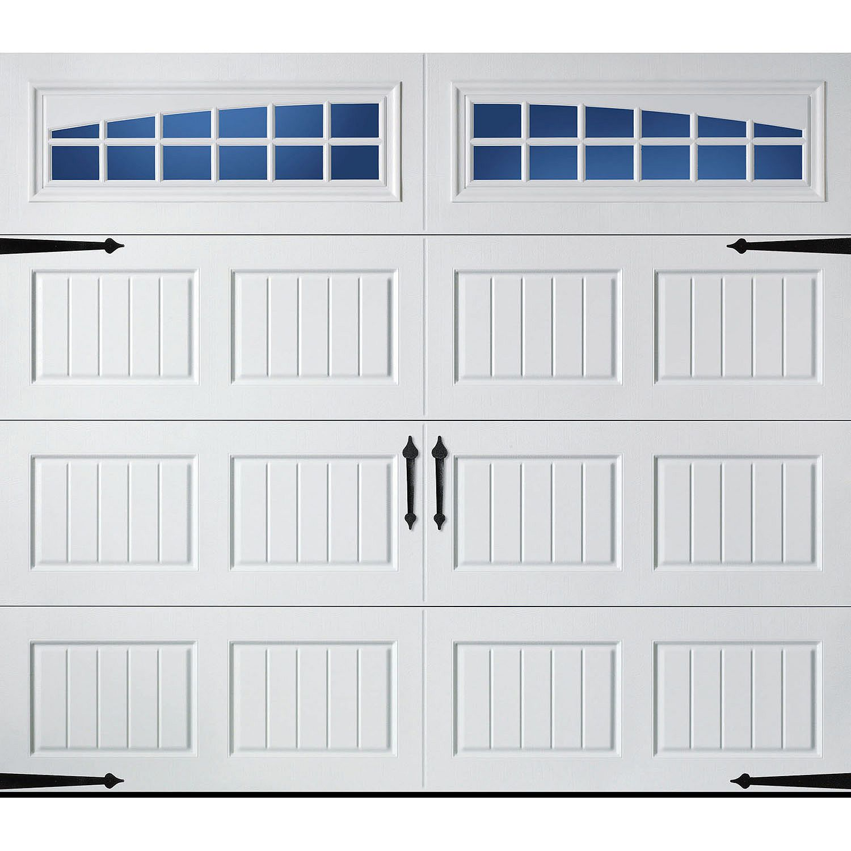 Amarr Oak Summit 1000 Walnut Garage Door: Paradise Garage Doors Photo Gallery