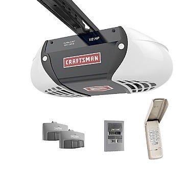 Craftsman 1/2 HP Belt Drive Opener