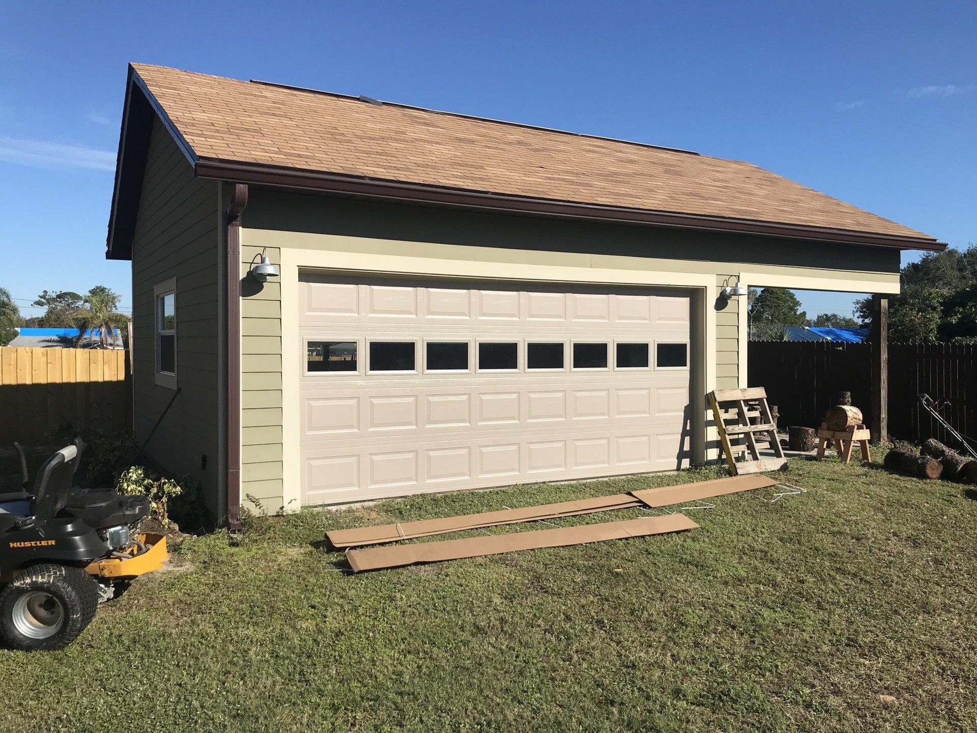 Garage door repair melbourne beach palm bay viera for Garage door repair palm bay