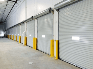 Roll up storage doors