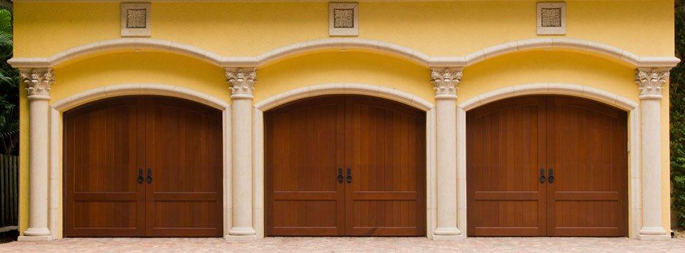 Residential garage door sales installation titusville for Garage door repair palm bay