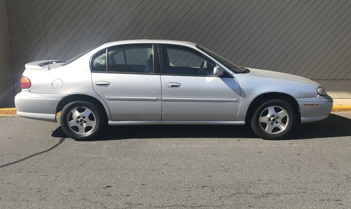 2003 Chevrolet Malibu Ls v6 4dr - Used Car Inventory - Model Garage Inc.
