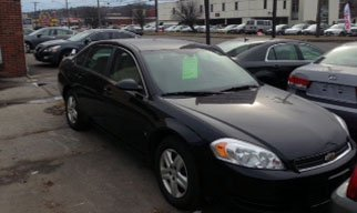 2008 Chevrolet Impala LS - Used Car Inventory - Model Garage Inc.