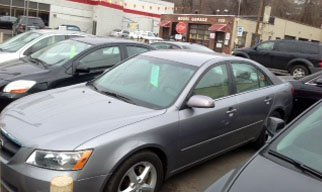 2007 Hyundai Sonata - Used Car Inventory - Model Garage Inc.