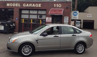 2008 Ford Focus -  Used Car Inventory - Model Garage Inc.