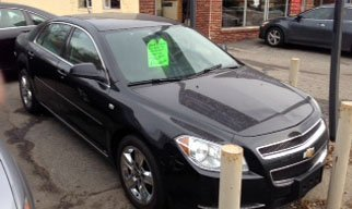 2008 Chevrolet Malibu - Used Car Inventory - Model Garage Inc.