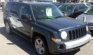 2007 Jeep Patriot SUV - Used Car Inventory - Model Garage Inc.