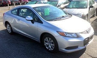 2012 Honda Civic LX - Used Car Inventory - Model Garage Inc.