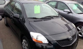 2009 Toyota Yaris - Used Car Inventory - Model Garage Inc.